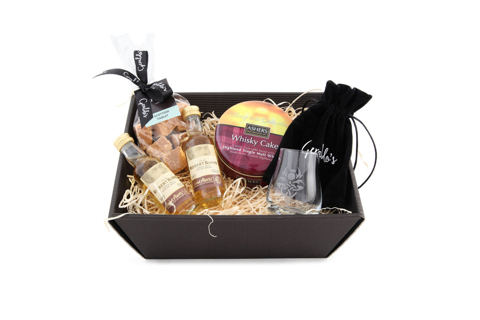 Burns Celebration Gift Box xx