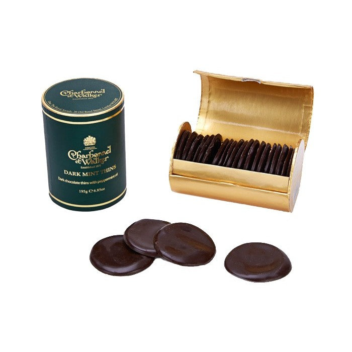 Charbonnel et Walker Dark Chocolate Mint Thins xx
