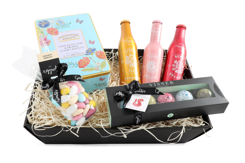 Gin Cocktails & Treats Hamper xx