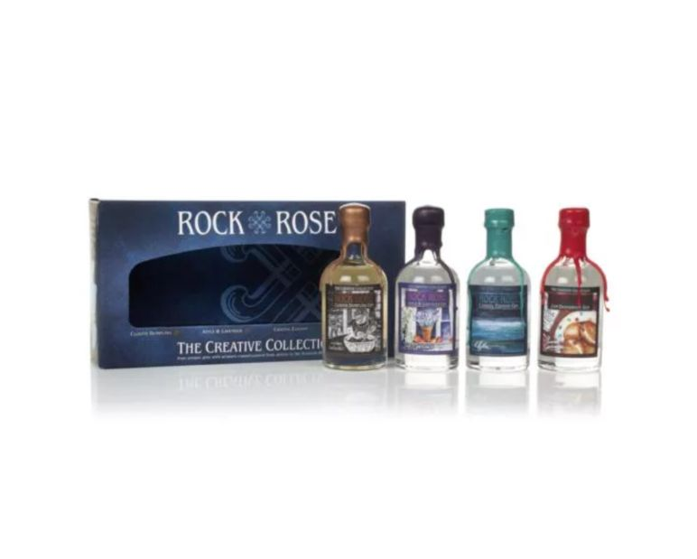 Rock Rose Creative Collection Gift Pack xx