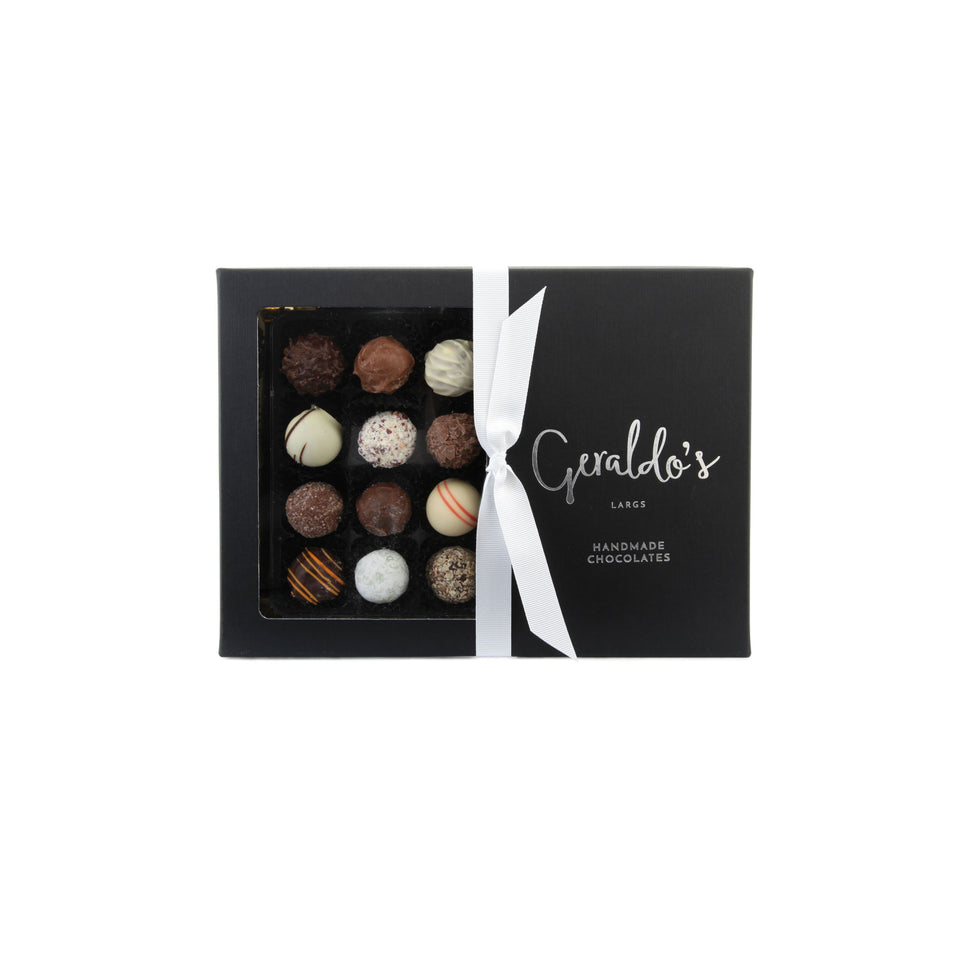 Deluxe Gift Box of Assorted Truffles xx