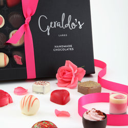 Mother's Day Deluxe Gift Box of Handmade Chocolates