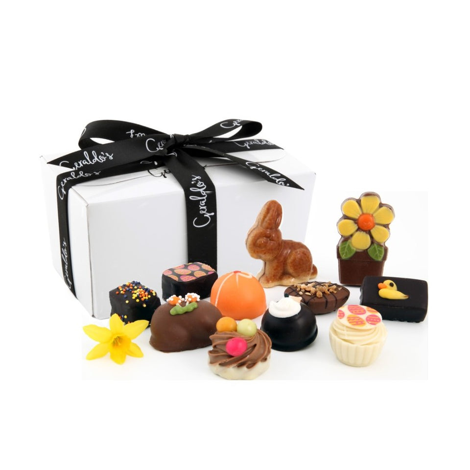 Ballotin Gift Box of Spring Chocolates - 25% OFF xx