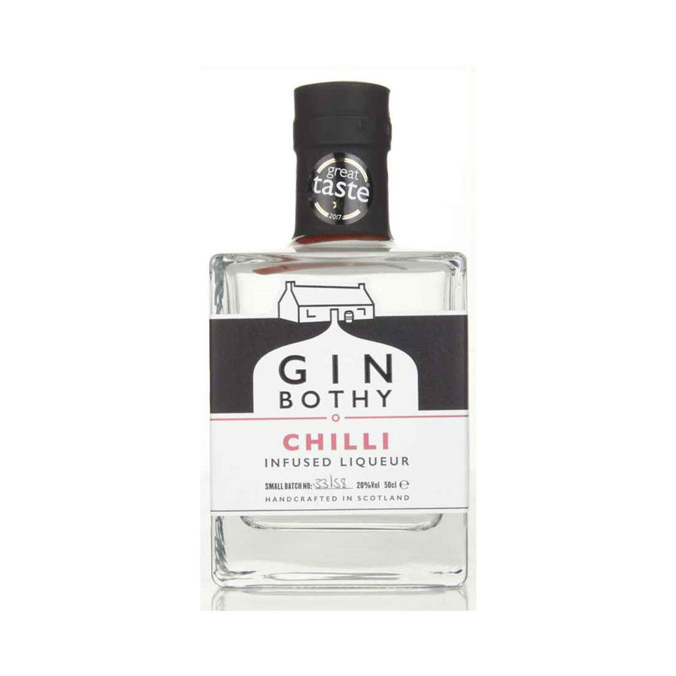 Gin Bothy Chilli Liqueur
