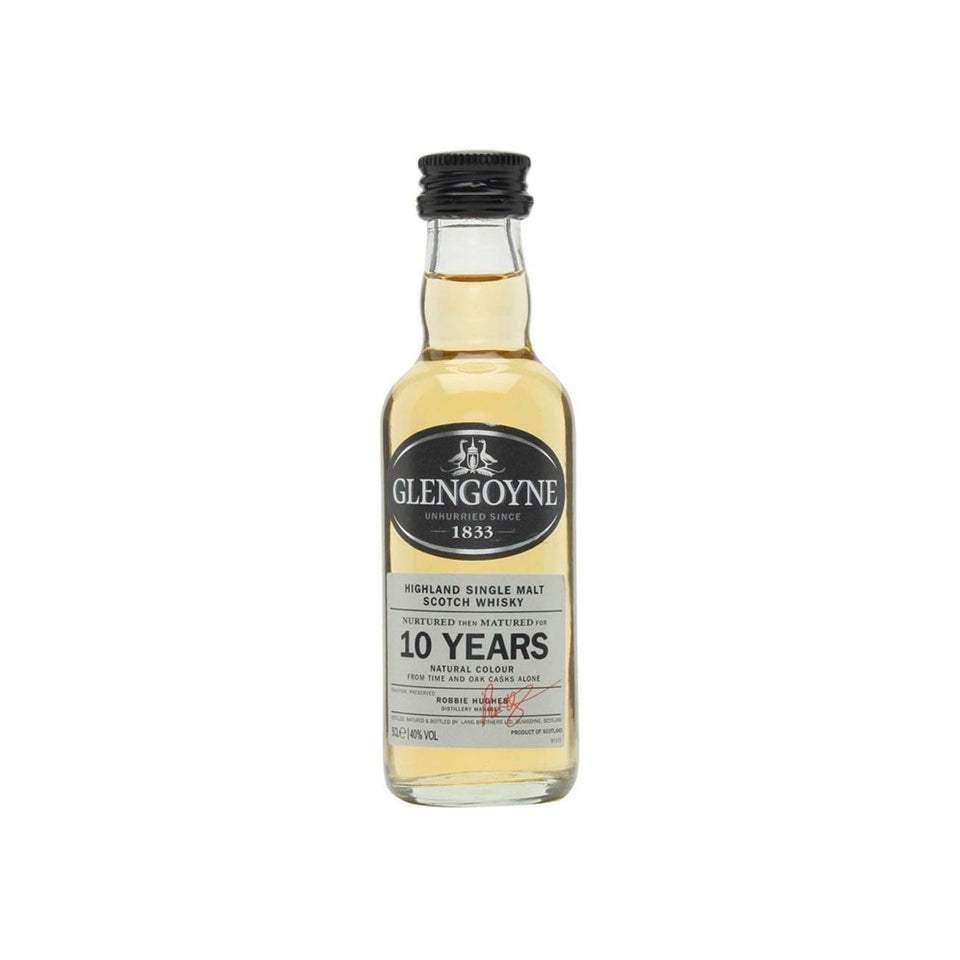 Glengoyne 10 Year Old Whisky 5cl xx
