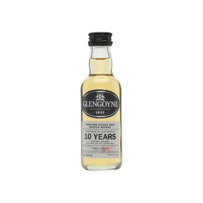 Glengoyne 10 Year Old Whisky 5cl