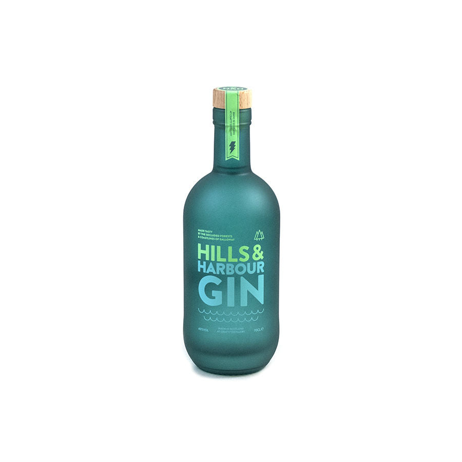 Hills and Harbour Gin xx