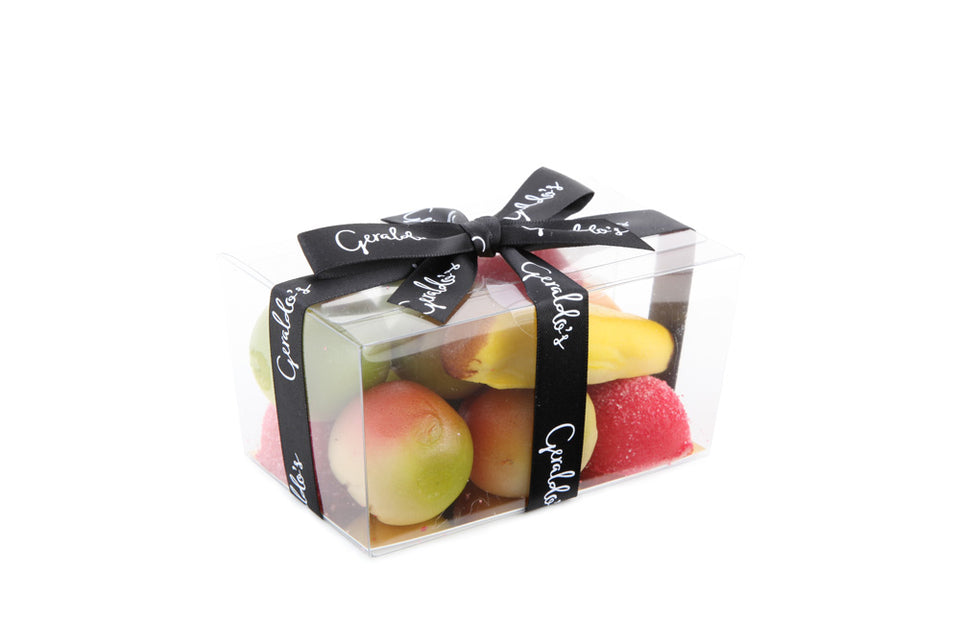 Ballotin of Marzipan Fruits xx