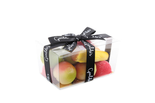 Ballotin of Marzipan Fruits
