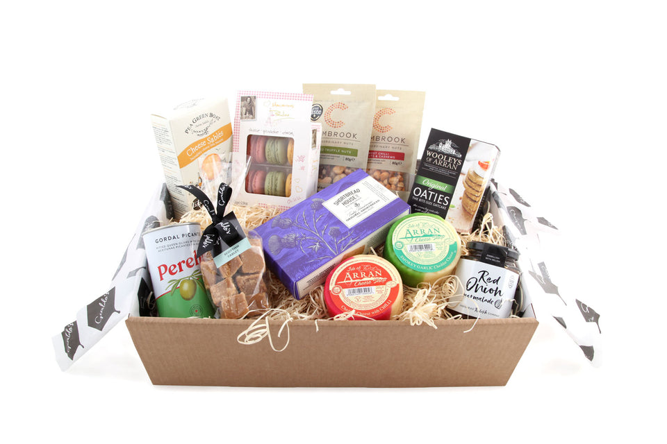 Sweet & Savoury Nibble Box (2 sizes) xx