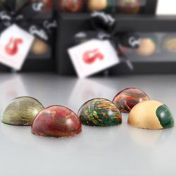 'Picasso' Christmas Chocolates by Visser