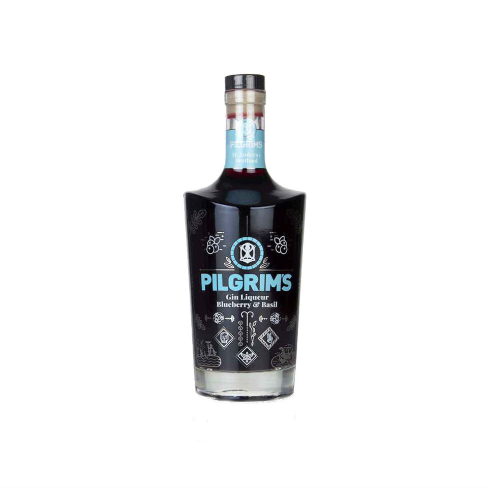 Pilgrim's Blueberry and Basil Liqueur xx