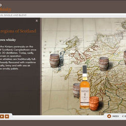 I want to know whisky Online Experience