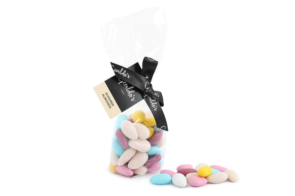 Gift Bag of Sugared Almonds