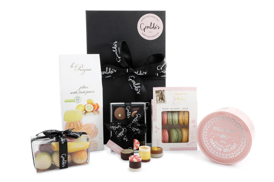 All the Sweet Stuff Mother's Day Gift Hamper xx