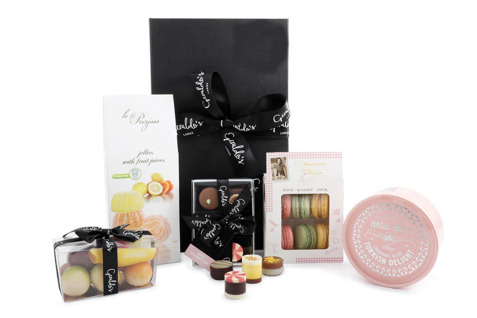 All the Sweet Stuff Gift Hamper xx