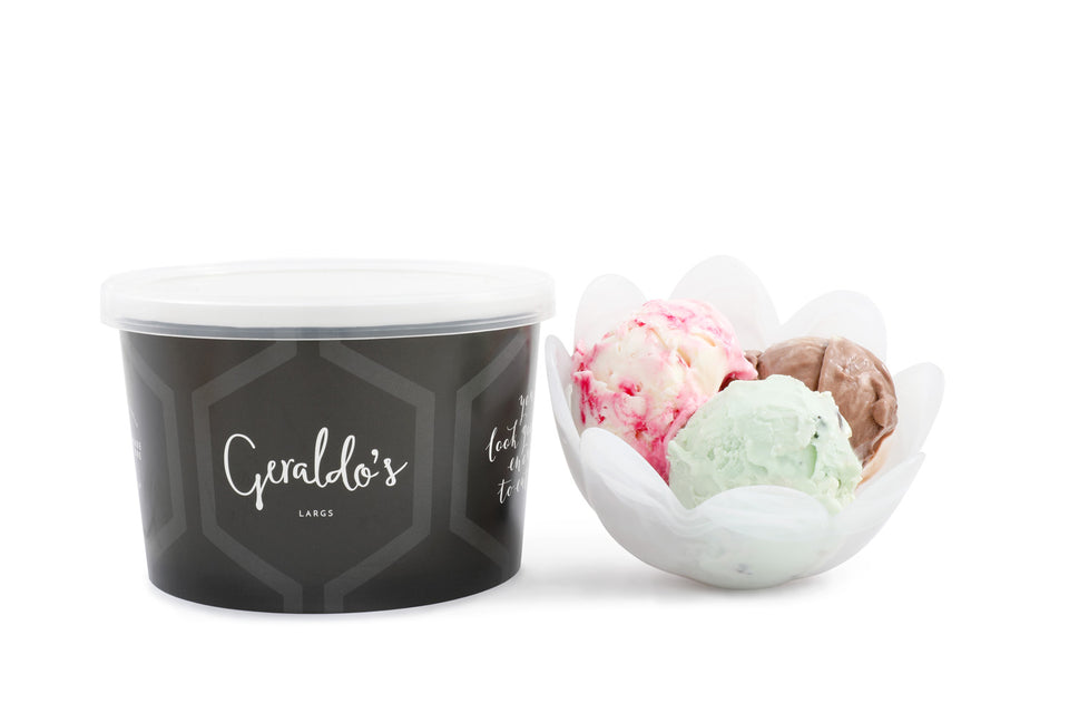 Ice Cream 1 Litre Tubs (Choice of Flavours) xx