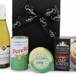 Wine & Savoury Treats Hamper