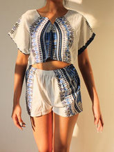Load image into Gallery viewer, Dashiki Print Co-ord