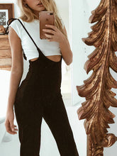 Load image into Gallery viewer, Slim-Fitting Strappy High Waist Pants