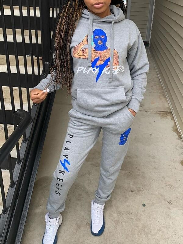 Play 4 Keeps Hoodie & Pants Set