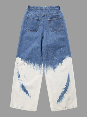 Light-Wash Jeans