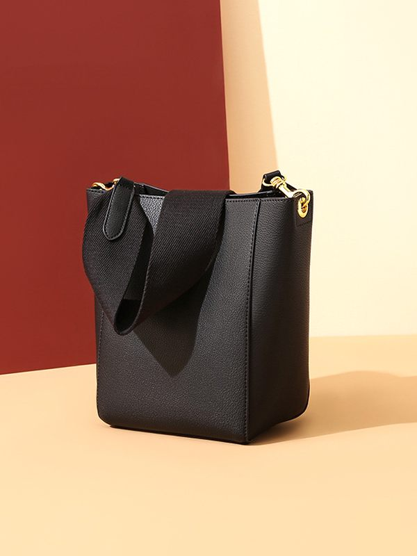 Plain Crossbody Bag