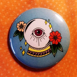 Super Rad Button: Eye on the Future