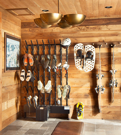 Residential Snowboard Boot Dryer