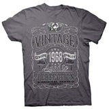 "Premium ""Aged to Perfection 1968"" T-Shirt"