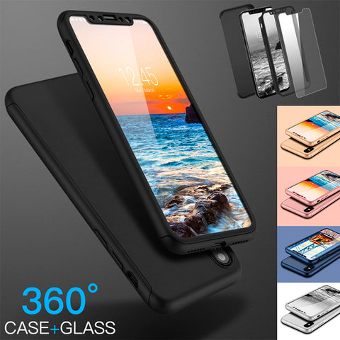 360° iPhone X Premium Case