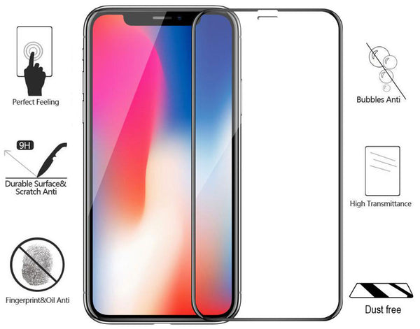 Add Premium Tempered Glass Screen Protector