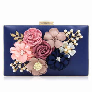 Flower Day Clutches in Party  for Women