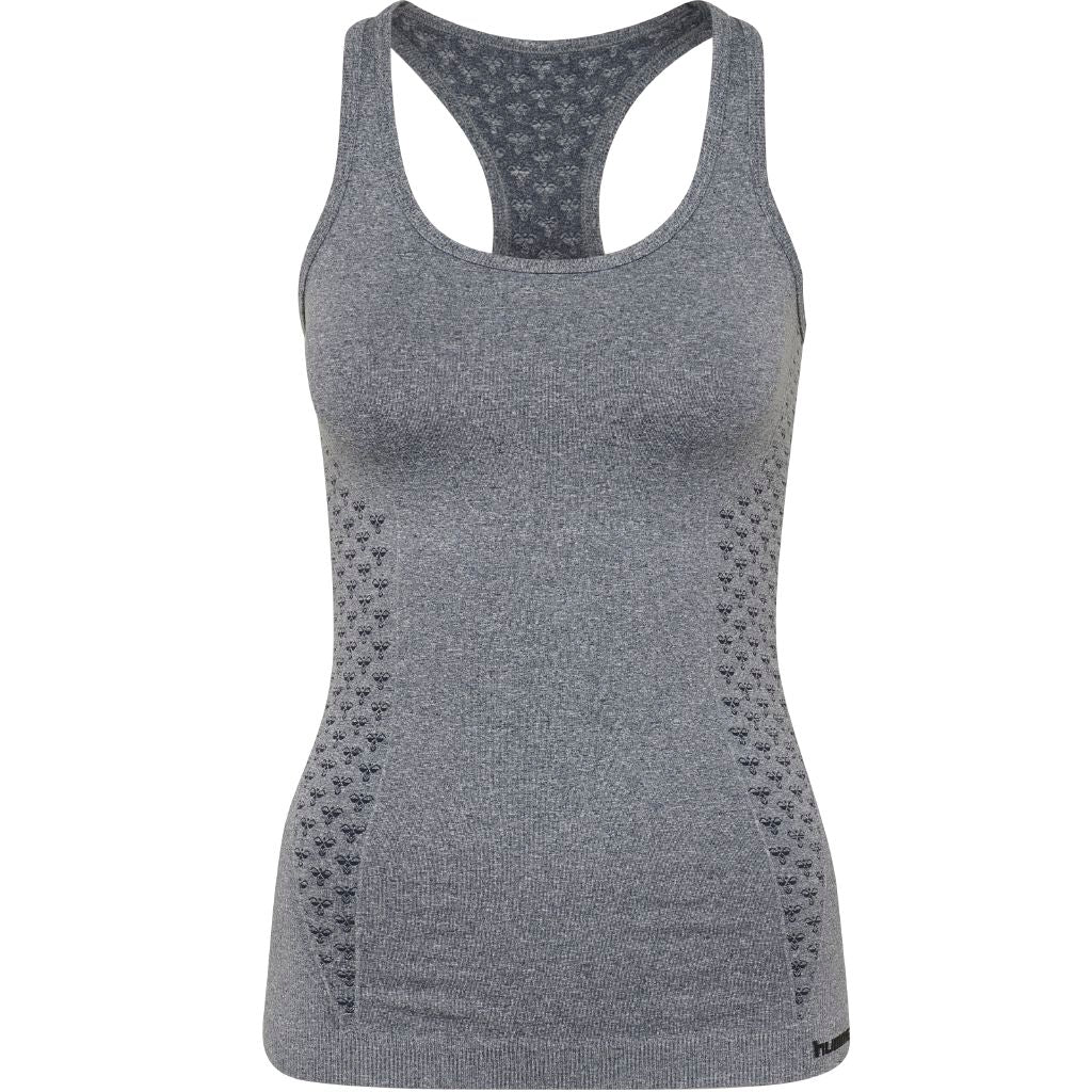 HUMMEL - CLASSIC BEE SEAMLESS TOP OMBRE BLUE