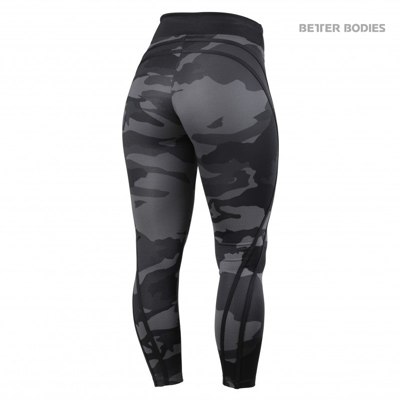 BETTER BODIES – DARK CAMO HIGH TIGHTS