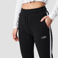ICANIWILL – ACTIVITY STRIPE PANTS SORT
