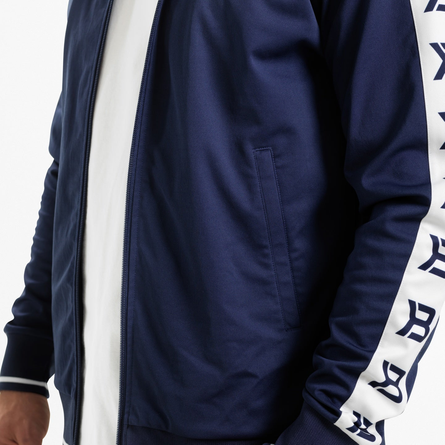 BETTER BODIES –  BRONX TRACK JACKET NAVY