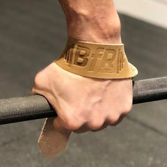 BFR - LIFTING STRAPS LEATHER
