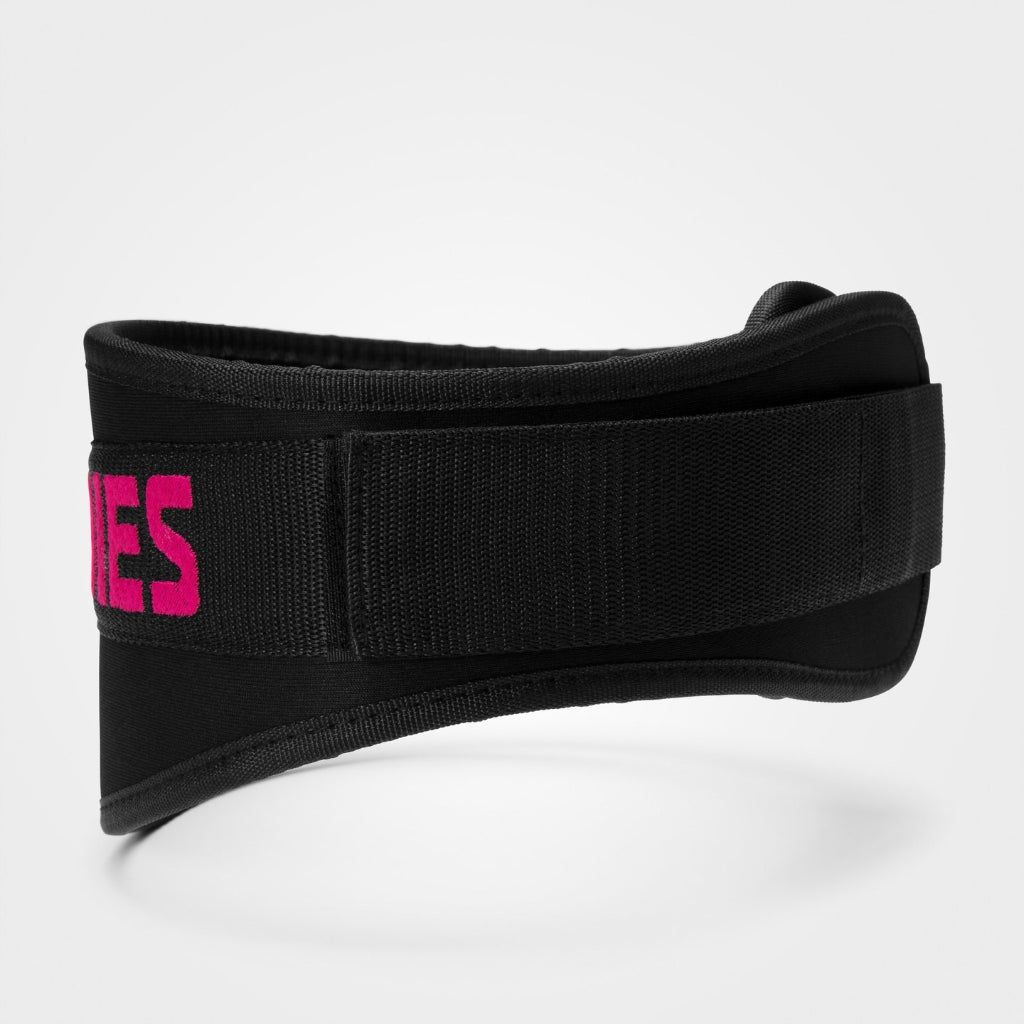 BETTER BODIES – GYM BELT SORT/PINK