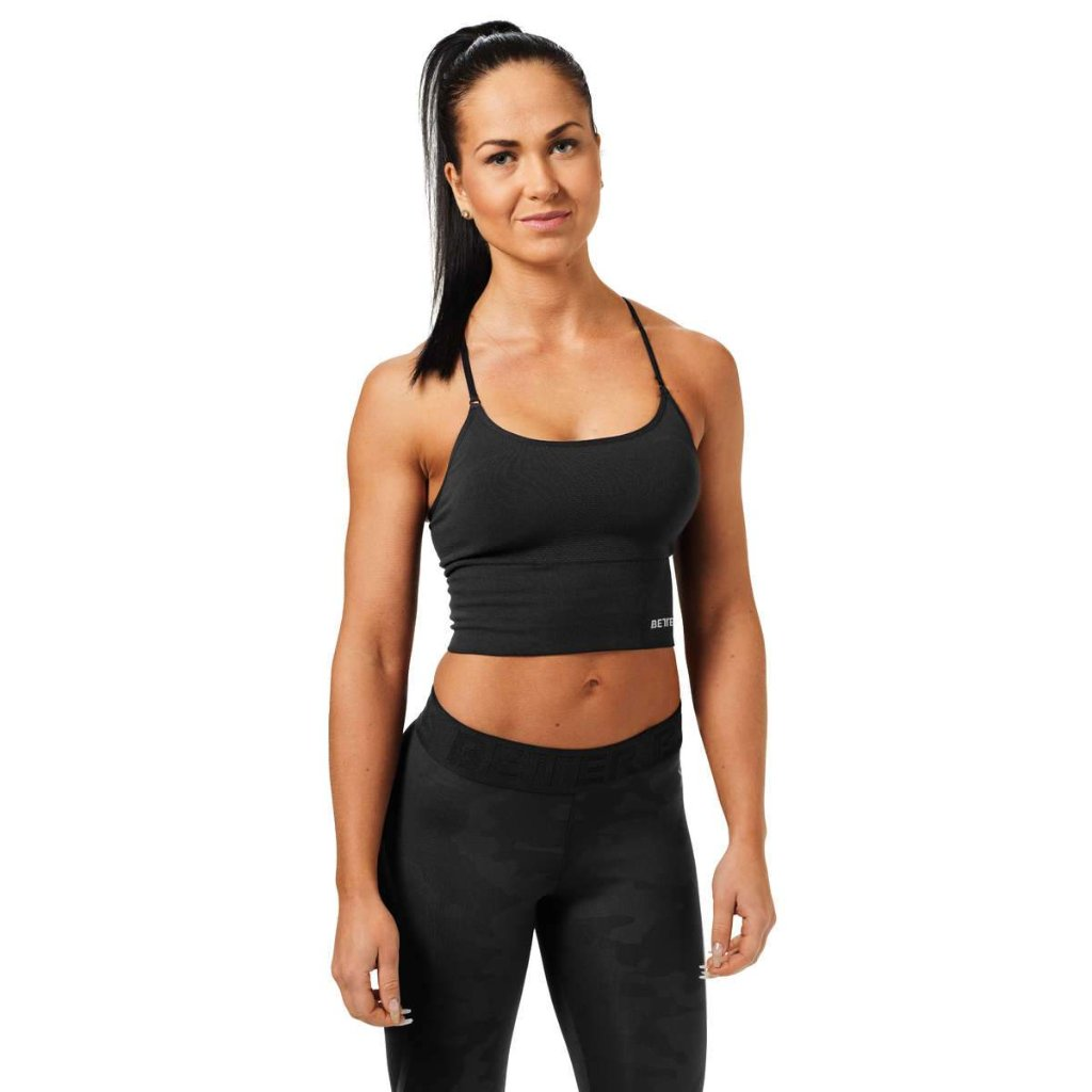 Image of   BETTER BODIES - ASTORIA SEAMLESS TOP SORT