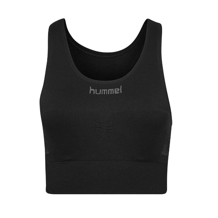 HUMMEL - FIRST SEAMLESS BRA BLACK