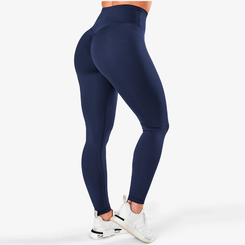 ICANIWILL - SCRUNCH TIGHTS NAVY