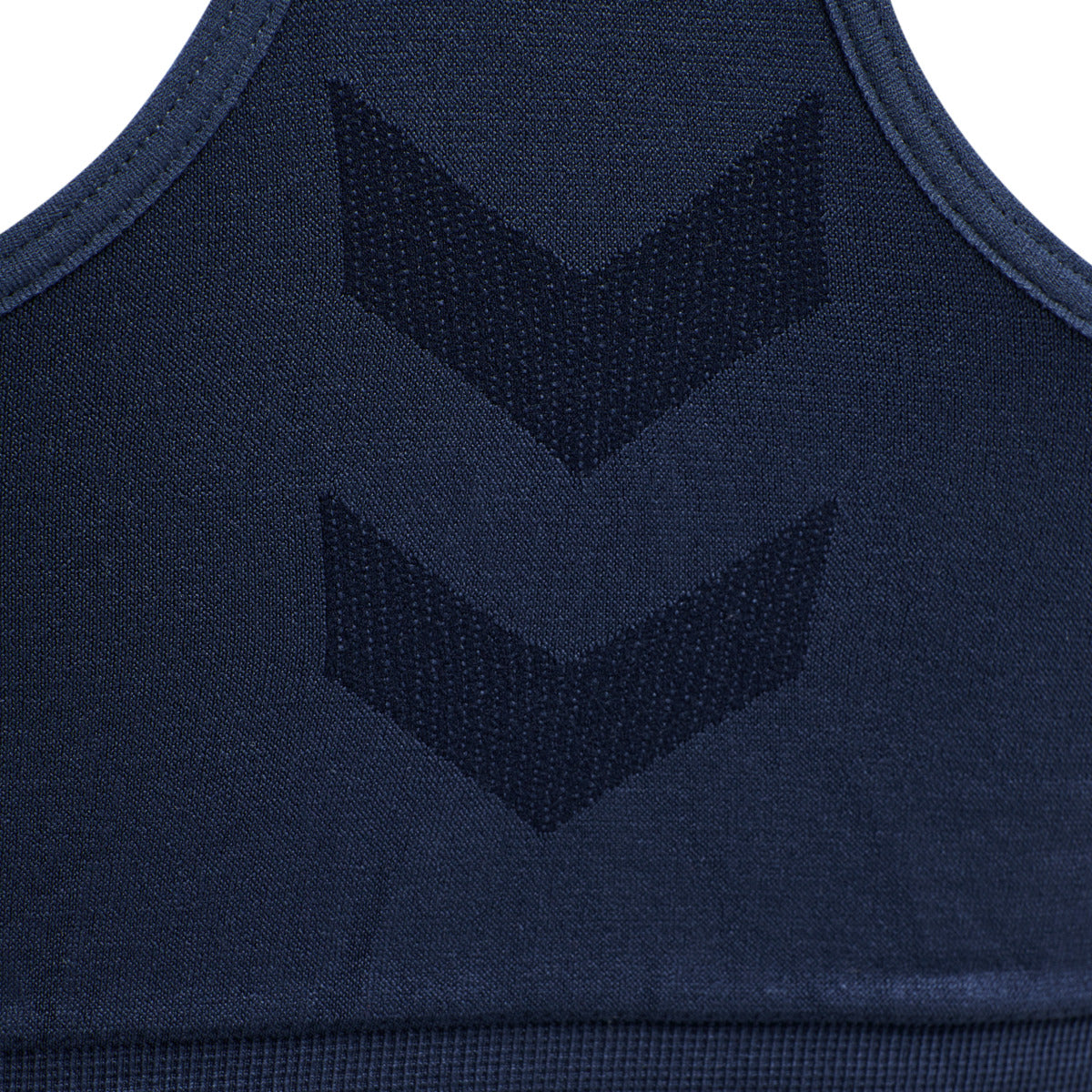 HUMMEL - TIF SEAMLESS SPORTS TOP NAVY