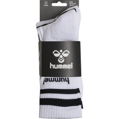 HUMMEL - RETRO 4-PACK SOCKS MIX