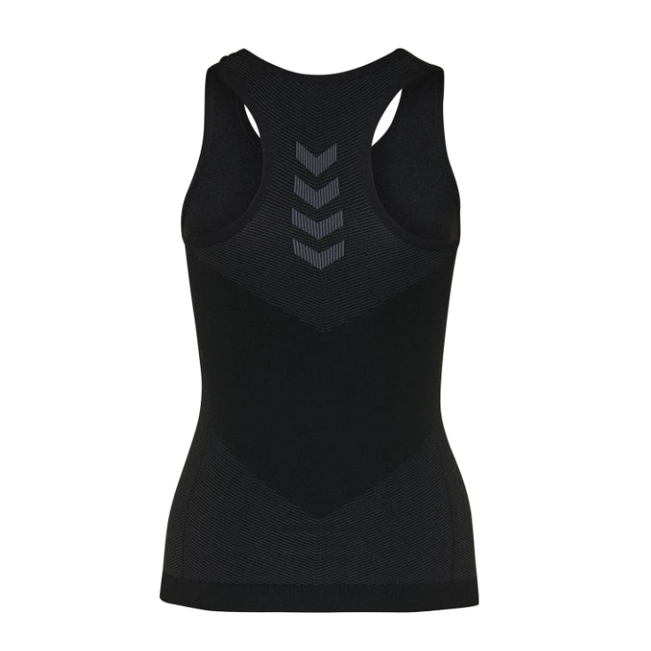 HUMMEL - FIRST SEAMLESS TANK TOP BLACK