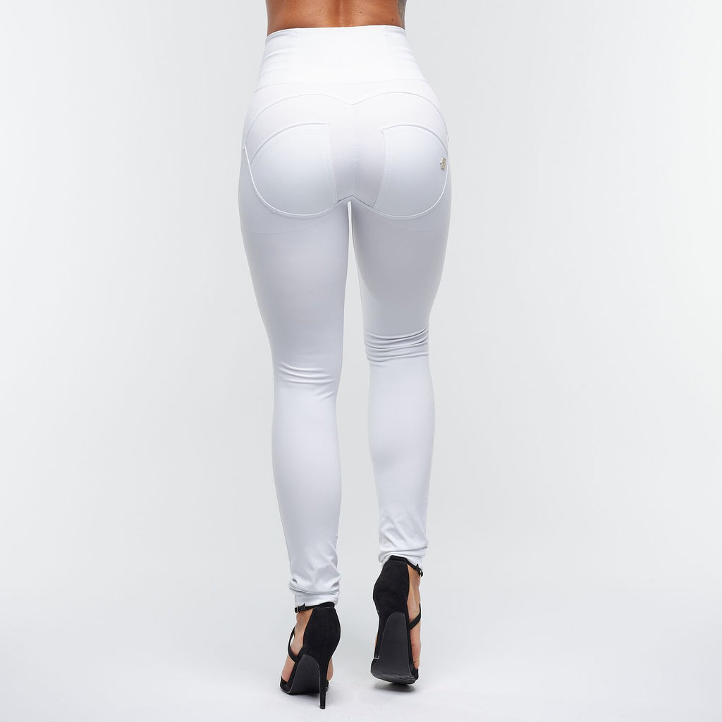 FREDDY WR.UP® HIGH WAIST - EMANA HVID