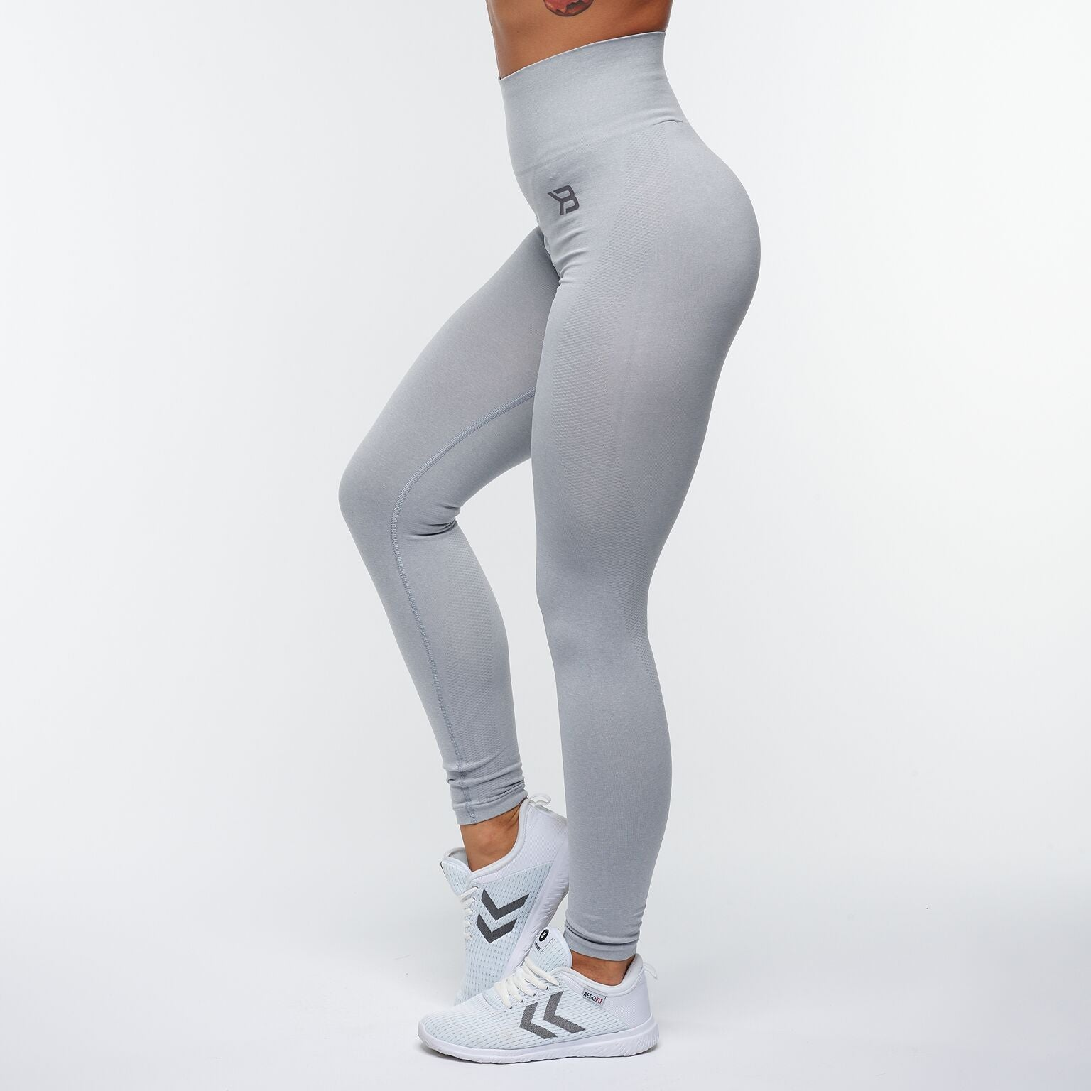 BETTER BODIES – ROCKAWAY TIGHTS LIGHT GREY