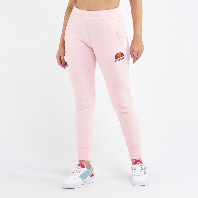 ELLESSE - QUEENSTOWN JOGPANTS LIGHT PINK