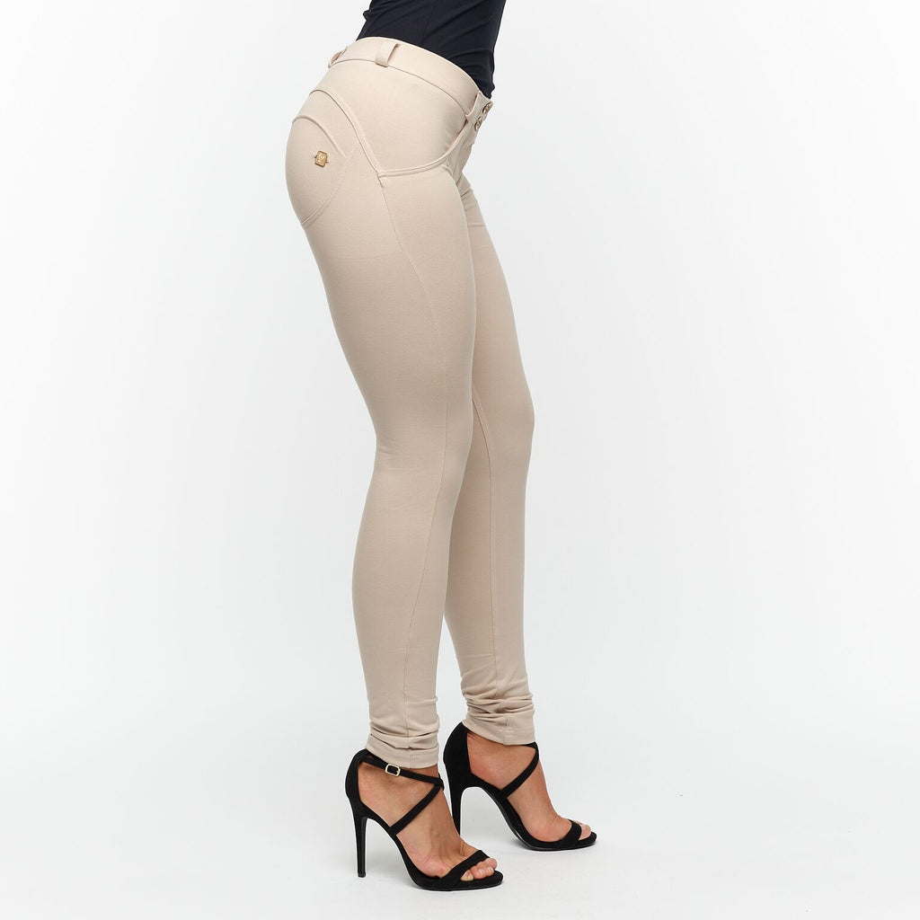 FREDDY WR.UP® REGULAR WAIST - LYS BEIGE