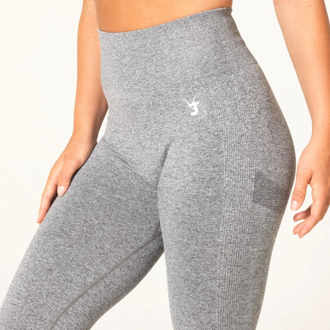 V3 APPAREL - DEFINE SEAMLESS TIGHTS GREY